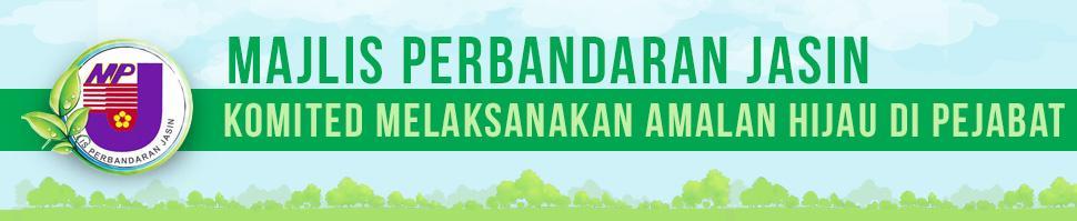 MPJ Komited Melaksanakan Amalan Hijau